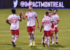 Toronto FC wins in 2020 at Saputo Stadium in Montreal