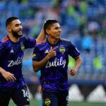 Seattle Sounders FC MLS Galaxy