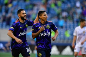 Seattle Sounders FC MLS Galaxy