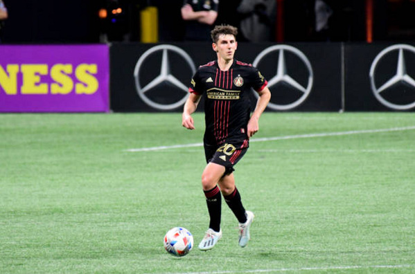 Atlanta United attack