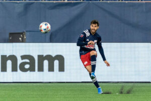 Carlos Gil Leads Revolution Past Atlanta United