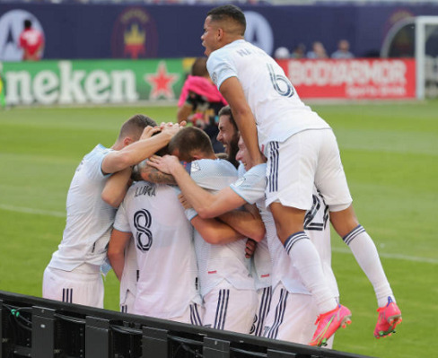 Chicago Fire first win