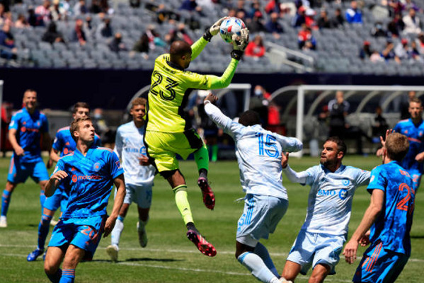 Chicago Fire loss
