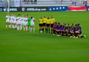 NWSL national anthem