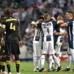 Crew vs. Monterrey CCL