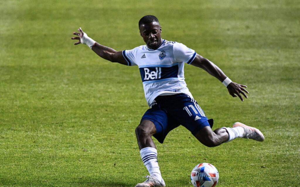 Cristian Dajome Whitecaps MLS