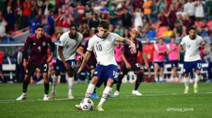 Christian Pulisic Penalty