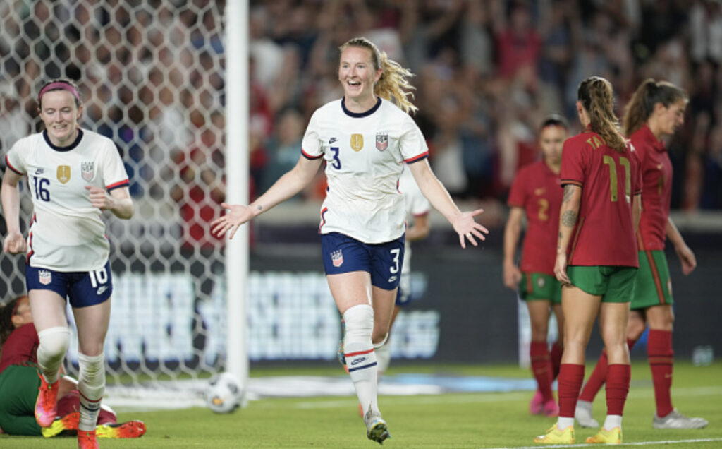 USWNT Portugal