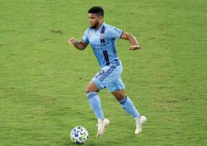 NYCFC Ismael Atlanta United
