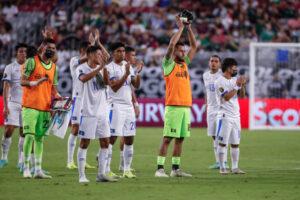 El Salvador comeback short Qatar