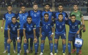 El Salvador Gold Cup