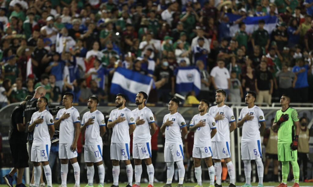 El Salvador Qatar quarterfinal