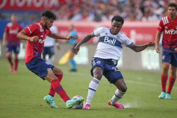 Vancouver Dallas draw