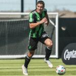 Austin FC Ben Sweat