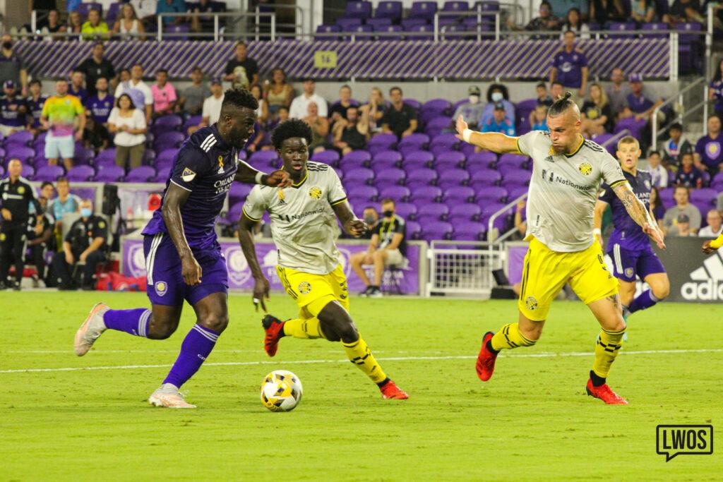 Columbus Crew Orlando City