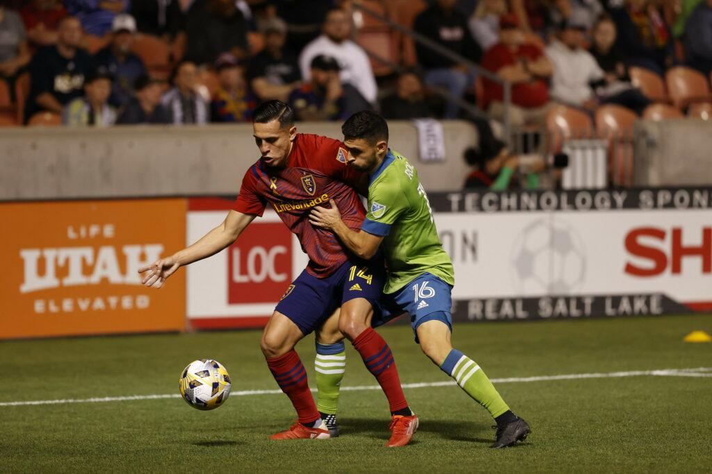 Real Salt Lake tops Seattle Sounders