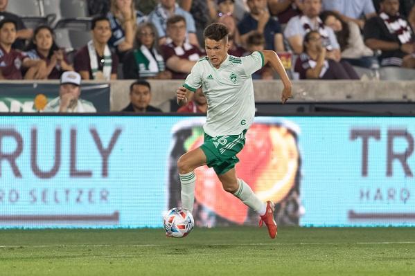 #GoalBassett telah kembali, semoga menandakan perubahan bentuk untuk Cole Bassett