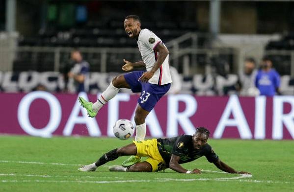 United States vs. Jamaica