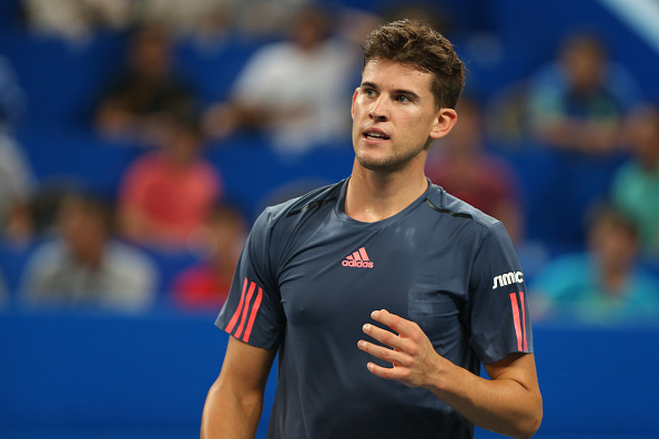 Dominic Thiem loses in Paris Masters to Jack Sock