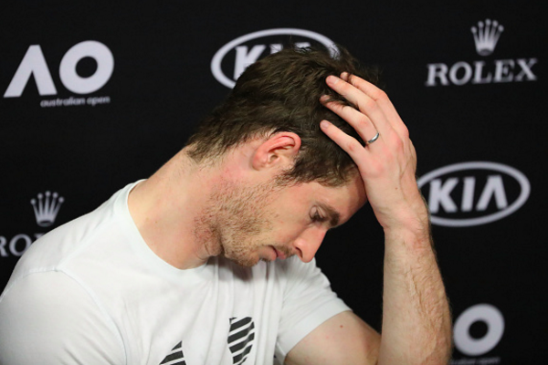 Andy Murray likely ends 2017 season due to ongoing hip injury