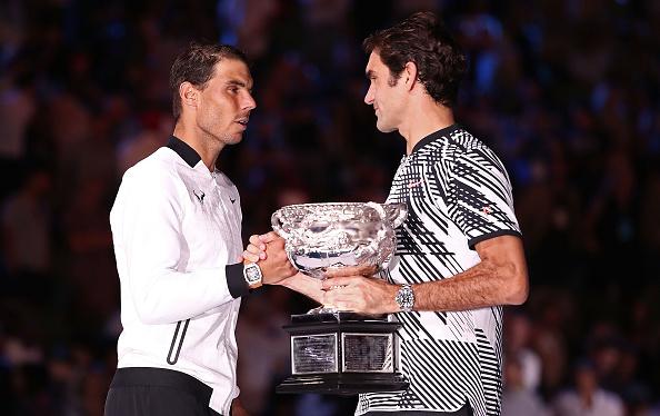 Roger Federer Grand Final