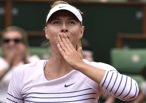 Maria Sharapova: US Open preparations 'not the best'