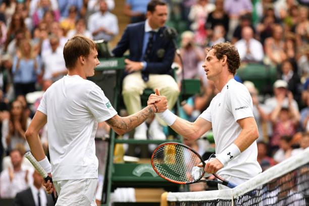 Wimbledon Day 1 Review: Andy Murray and Kei Nishikori on Cruise Control