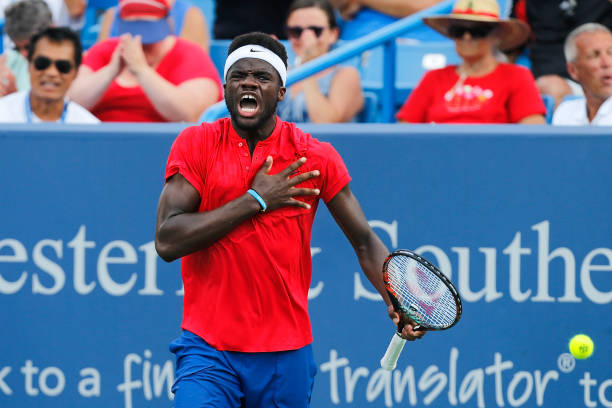 Frances Tiafoe US Open