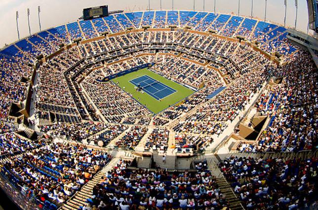 US Open Tennis Attendance