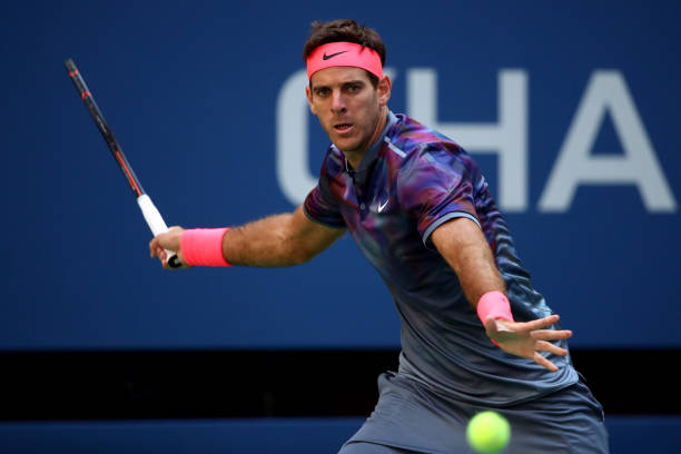 Juan Martin Del Potro beats Roger Federer at Flushing Meadows
