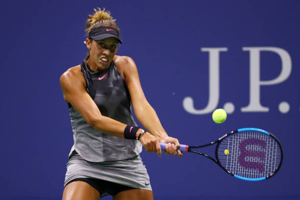 All-American women's semi-finals set at US Open