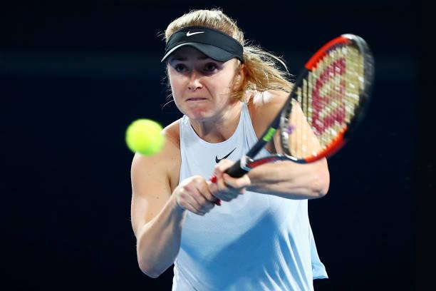 Svitolina smashes her way to Brisbane International title