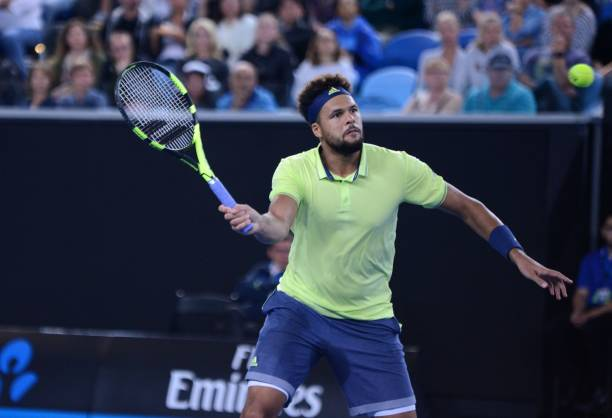 Australian Open 2018: Jo-Wilfried Tsonga beats Denis Shapovalov in five sets
