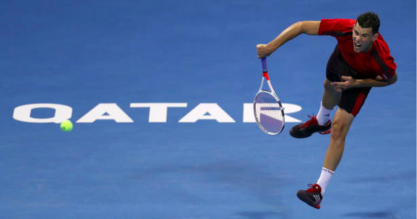Top seed Thiem wins opening match in Qatar