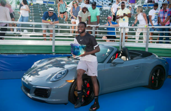 Tiafoe Climbs In ATP Rankings, Mover Of The Week