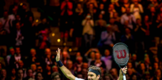 Roger Federer Rotterdam