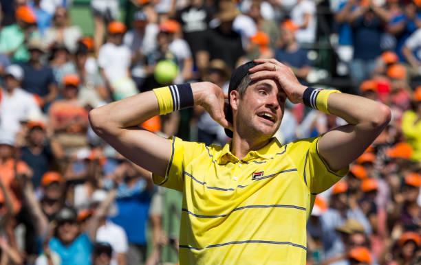 John Isner Men's Tennis