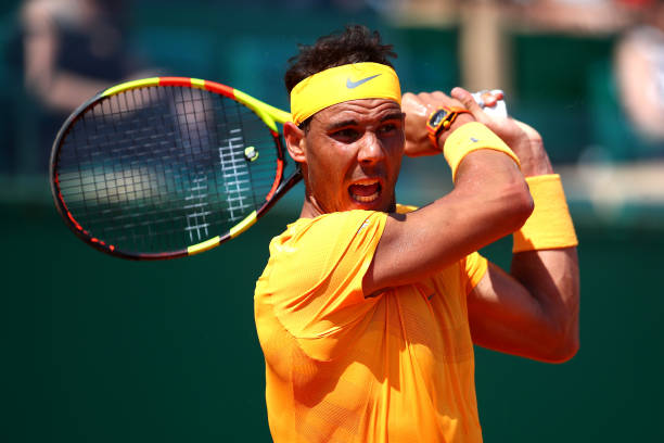 Ruthless Nadal beats Dimitrov to set up Nishikori Monte Carlo final