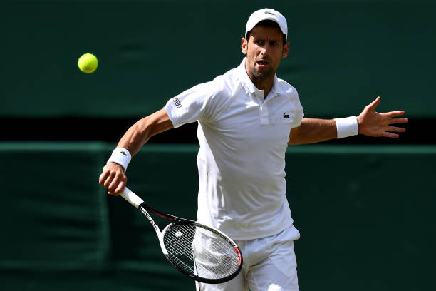 Anderson has his work cut out against Isner in Wimbledon semifinal