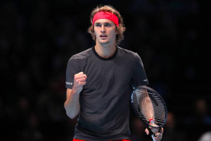 NextGen Alexander Zverev ATP Finals