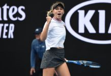 The Big Stage is No Big Deal for Amanda Anisimova
