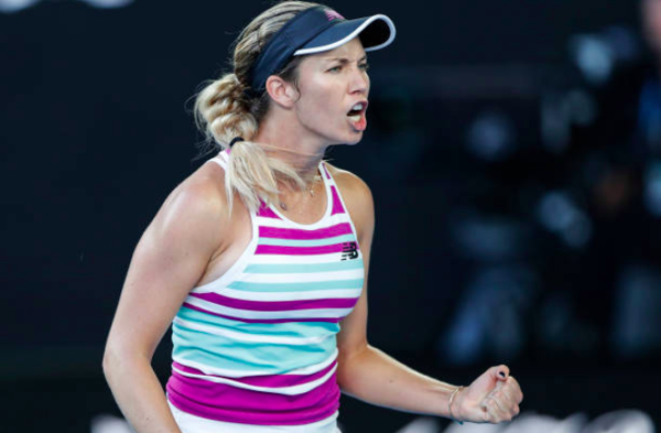 Danielle Collins Australian Open