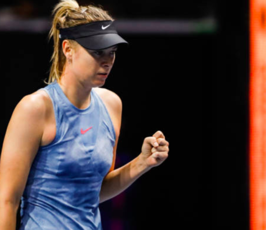 Rogers Cup Maria Sharapova