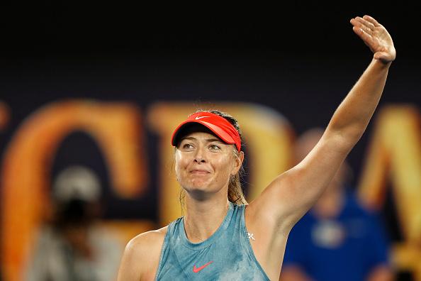 Maria Sharapova seeking to spark 'Slam Revival' in Week Two of Aussie Open