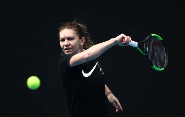 Simona Halep S Tricky Draw Leaves Her Vulnerable To Early Australian