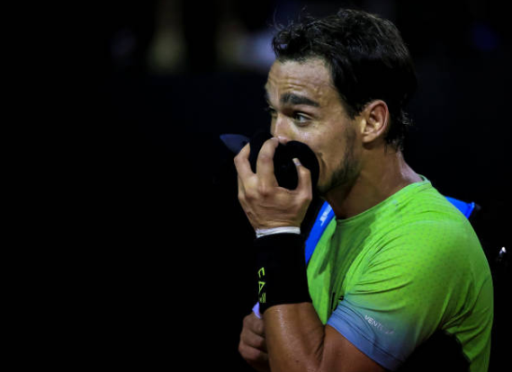 What is happening to Fabio Fognini? - Last Word on Tennis