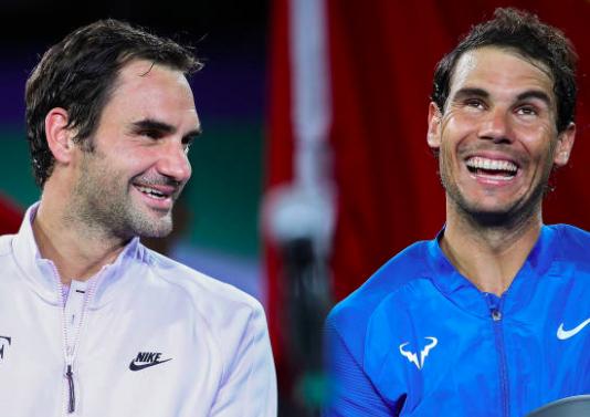 Federer/Nadal Rivalry
