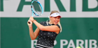 Amanda Anisimova French Open Day 7