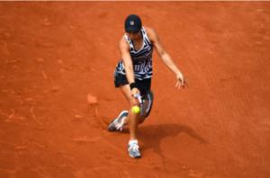 Barty Roland Garros