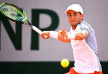 Casper Ruud Roland Garros